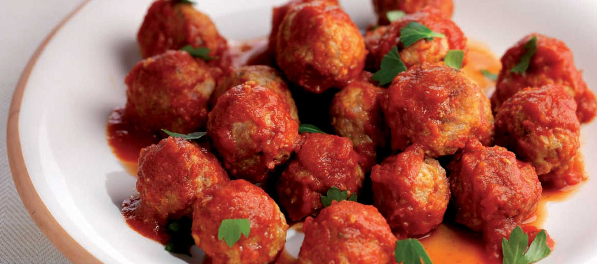kryddstarka köttbullar recept